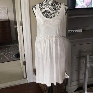 Super Soft Tissue Tee Crochet dress